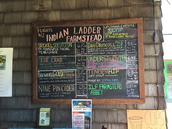 Altamont, NY: Great drinks!