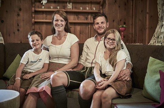 Hotel DIE SONNE: Familie Schwabl