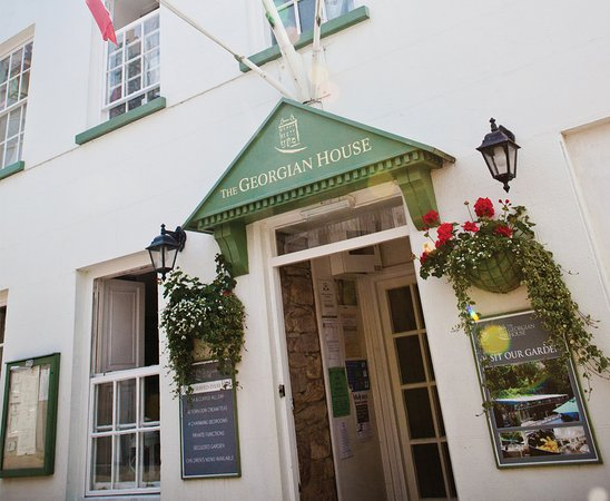 The Georgian House Hotel : The Georgian House in Alderney
