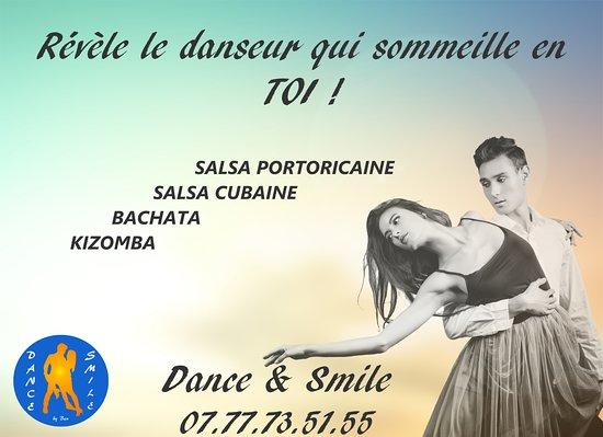 Chatenois, Frankreich: Dance & Smile propose des cours de danses latines