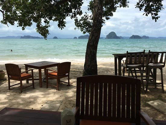 Arundina: Southern Thai lunch with a view