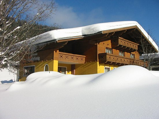 Filzmoos, Austria: Pension Hochkönig