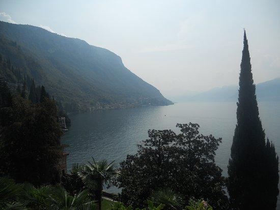 Hotel Villa Cipressi: Spectacular views of the lake