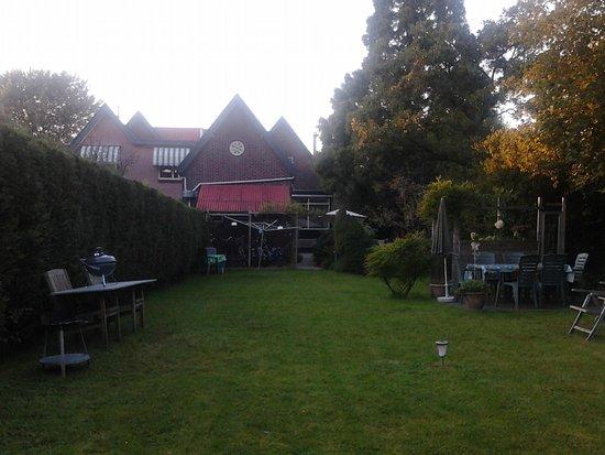 Capelle aan den IJssel, Nederland: Vue depuis la balancoire