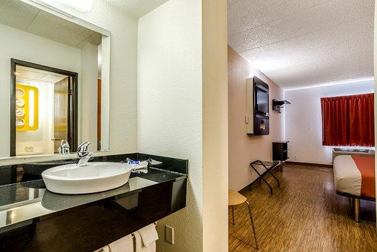 Γιόρκ, Νεμπράσκα: Guest Room