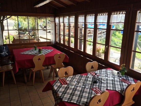 Veytaux, Switzerland: Auberge de Sonchaux-Terravet