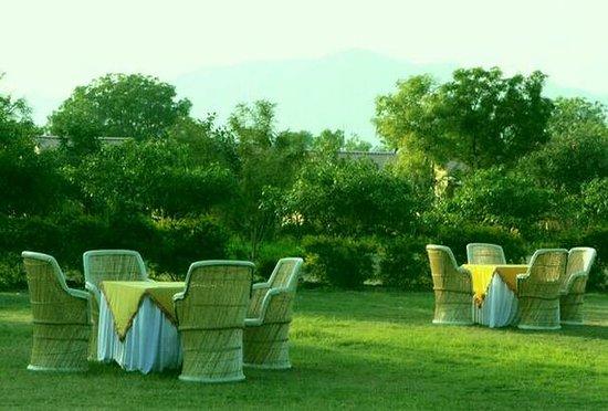 Pushkar Village Camp Resort
