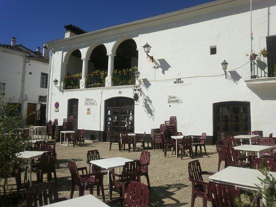 Plaza El Coso-bild