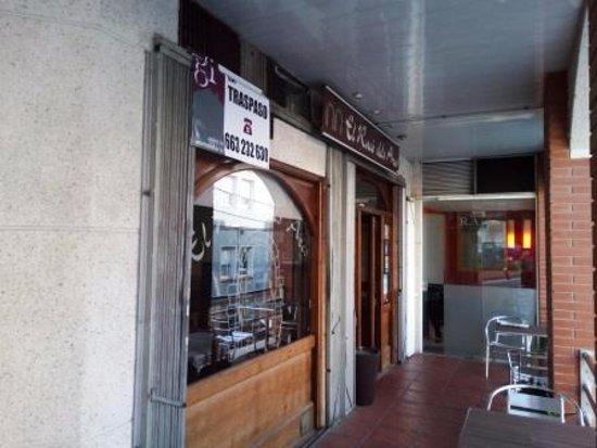 Castellbisbal, Ισπανία: Entrada restaurante