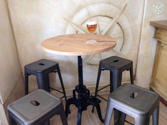 L 39 exploreur la rochelle restaurant avis num ro de t l phone photos tripadvisor - La table basque la rochelle ...