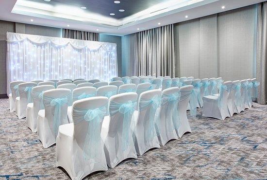 University Suite Ceremony Style