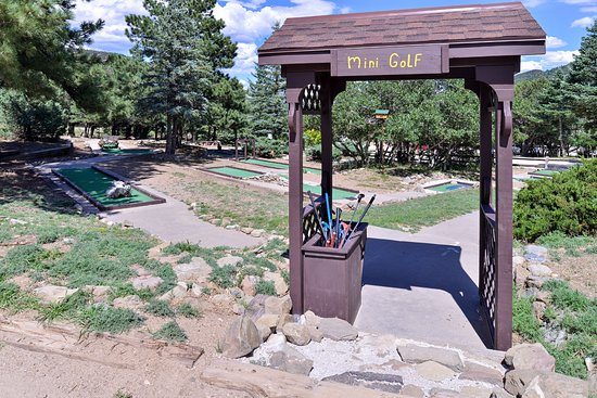 Coaldale, CO: Welcome to Cruise Inn - Cutty's Hayden Creek Resort