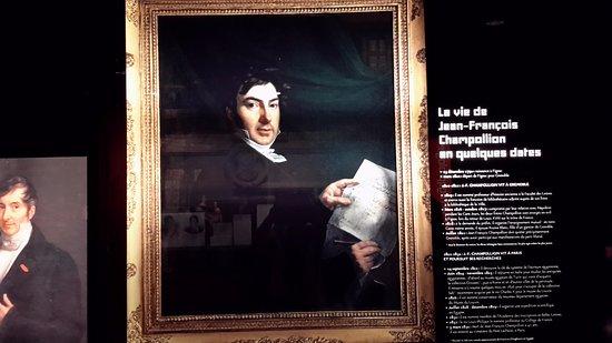 Figeac, France : Jean-François Champollion