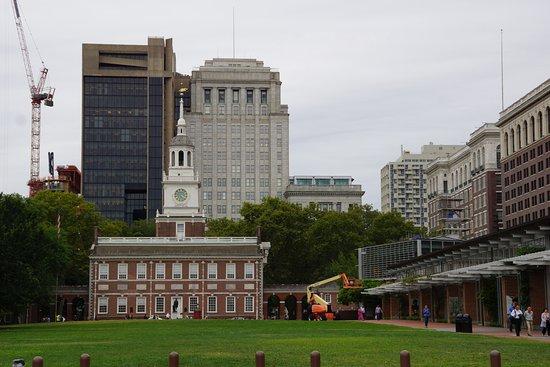 Hammonton, NJ: Philadelphia-Independance Hall and Visitor Center