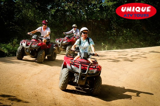 ‪Unique ATV Tours‬