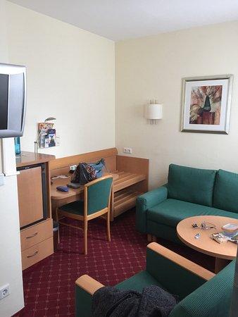 Hotel Tiefenthal: Sitzecke im Zimmer