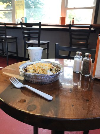 Flat Rock, MI: Chicken Bowl