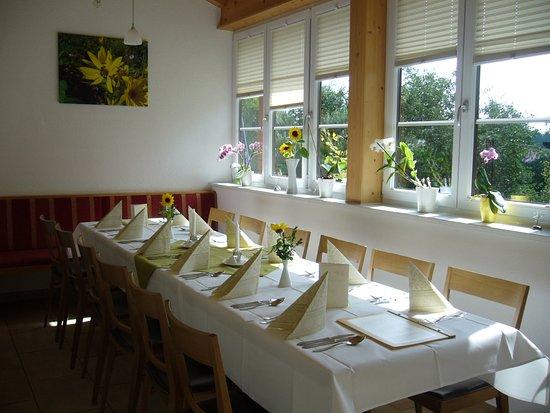 Diessen, Alemania: Wintergarten - Hofcafé Villa Möstl