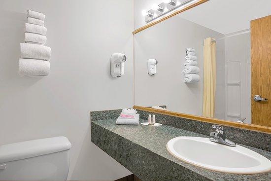Portage la Prairie, Канада: Bathroom Vanity