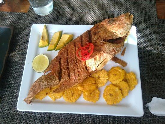 La Esquina de Yeya: Pescado frito