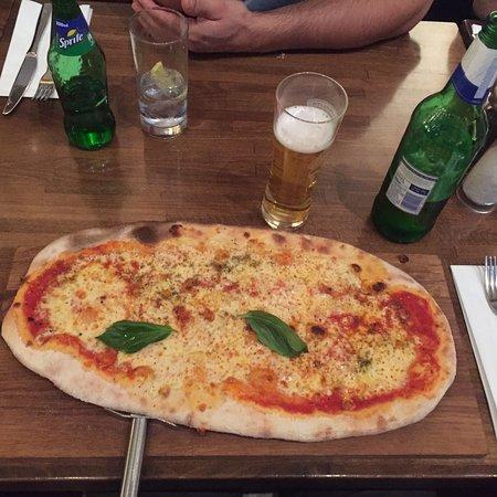 Prezzo - Bridgwater: Fantastisk sted, virkelig god italiensk mad, til fornuftige priser.