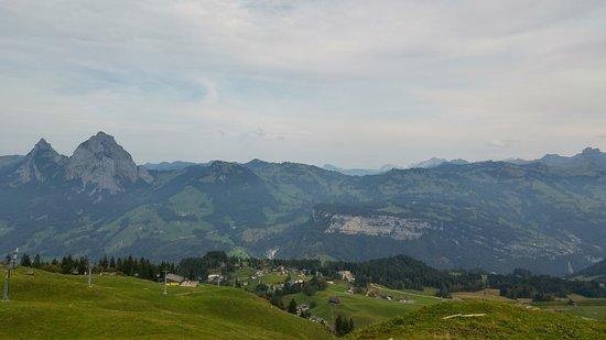 Stoos, Schweiz: Fronalpstock