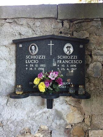 Motovun, Kroasia: Cemetery