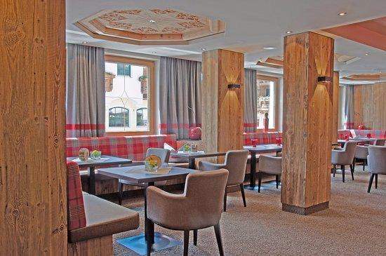 Otztal, Austria: Schöner Loungebereich