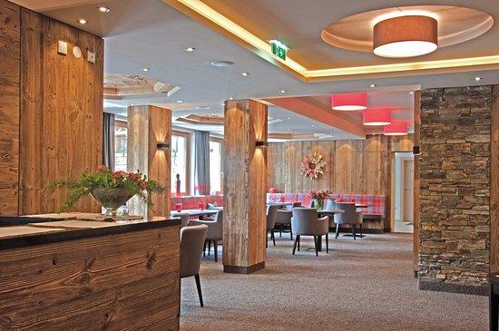 Otztal, Austria: Lounge