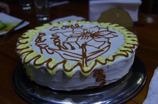 Amazonia Expeditions' Tahuayo Lodge: Cake