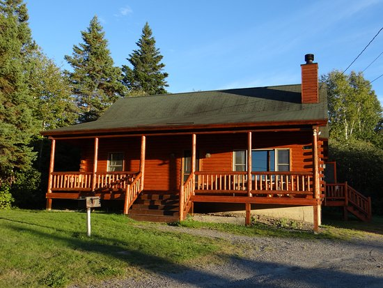 One of the 3 bedroom log cabins picture of rangeley for 3 bedroom log cabins