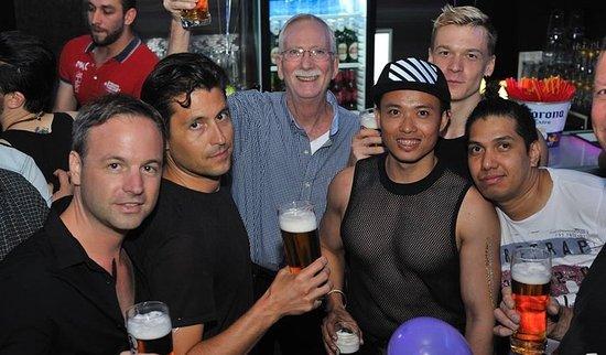 bares gays en praga