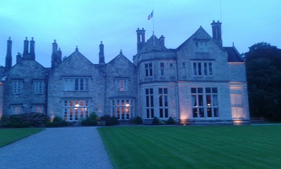 Lough Rynn Castle Estate & Gardens: 20161003_190341_large.jpg