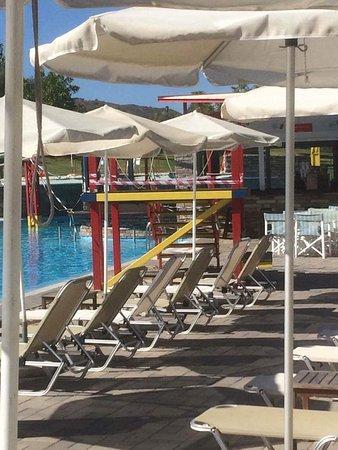 δυνατα - Bild från Limnoupolis Water Park, Chania ...