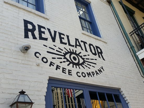 Photo of Restaurant Revelator Coffee Company at 637 Tchoupitoulas Street, New Orleans, LA 70130, United States