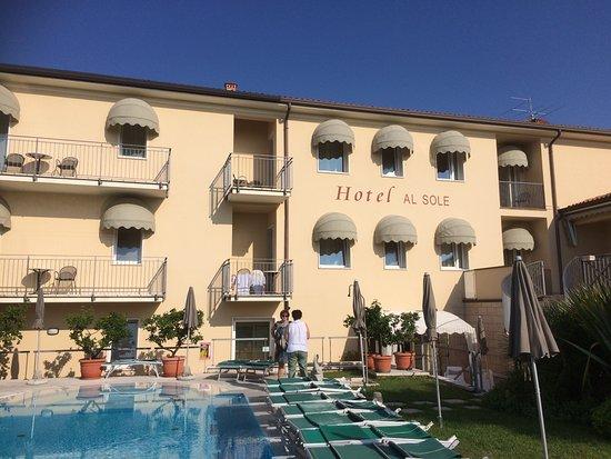 Hotel Al Sole Picture Of Hotel Al Sole Bardolino