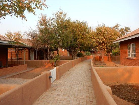 Khorixas, Namibia: Cottages