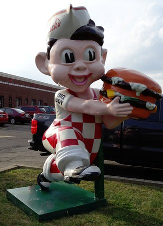 Lancaster, OH: The Big Boy