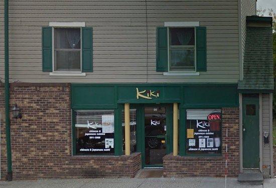 Goshen, estado de Nueva York: Restaurant Front