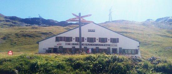 Seez, France: Col du Petit-Saint-Bernard