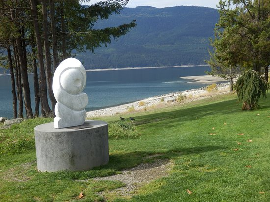 ‪‪Nakusp‬, كندا: Waterway Walk Landmark‬