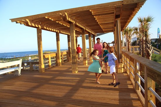Carolina Beach Boardwalk Fun
