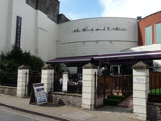 The Slug and Lettuce - Bristol
