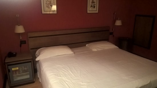 Relais 6: Our great bedroom.