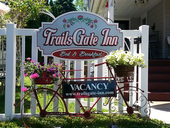 Elroy, WI: TrailsGate Inn B&B