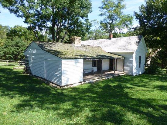 Kearney, MO: The Jesse James House