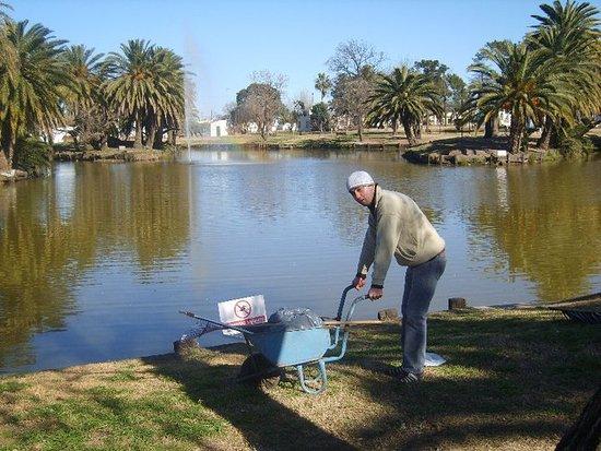 Pehuajo, Argentina: lago