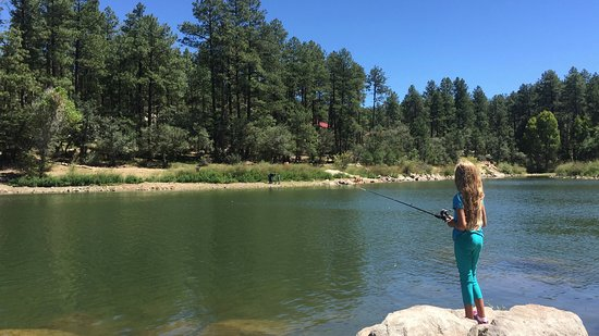 Goldwater lake prescott all you need to know before for Fishing lakes in arizona