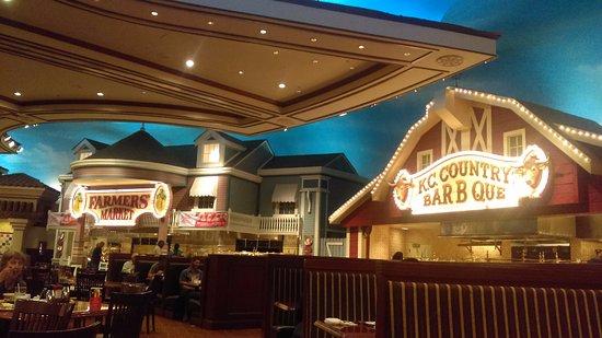 Sensational Buffet Picture Of Ameristar Casino Hotel Kansas City Download Free Architecture Designs Fluibritishbridgeorg