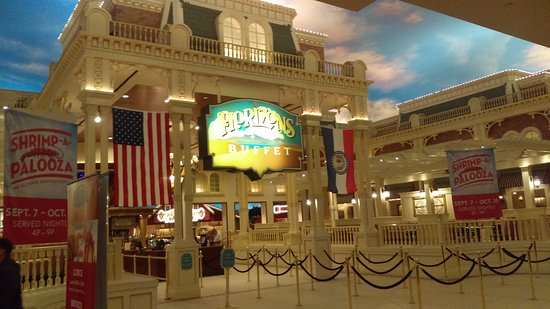 American star casino buffet